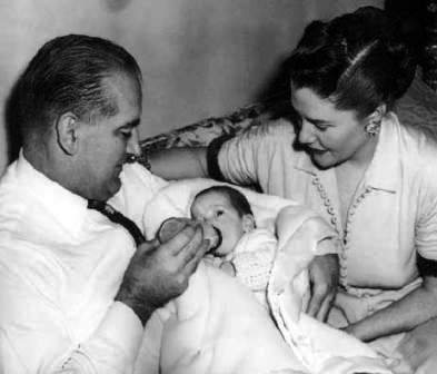 joseph mccarthy, adopted baby, tierney elizabeth