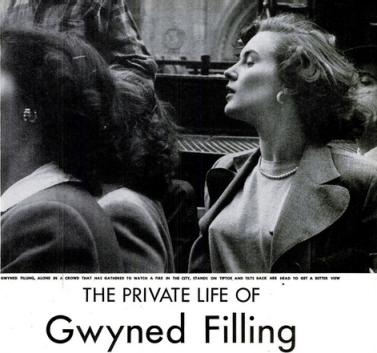 gwyned, 1948, baby name, 1940s, magazine