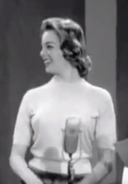 sanita pelkey, 1958