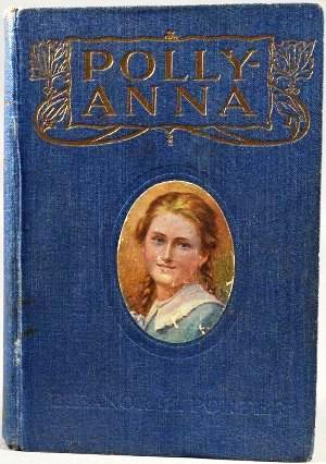 pollyanna, book, baby name, 1910s