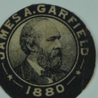 garfield, politics, baby name, 1880s,