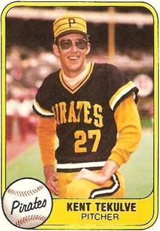 tekulve, baby name, baseball, 1970s
