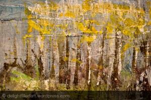 november trees detail