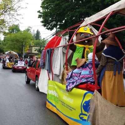 May Day Parade, 2014