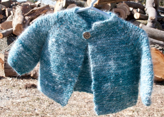 Handknit with Handspun Yarn