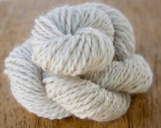 handspun alpaca yarn