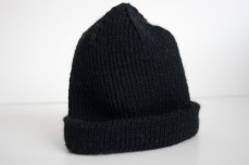 black_watch_cap-free knitting pattern