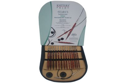 Knitter's Pride Cubics interchangeable knitting needle set