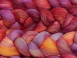 Malabrigo Nube Merino Wool Roving 850 Archangel