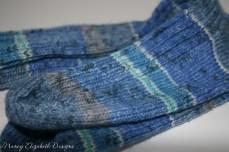 blue custom socks-0257