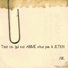 "Citation sur ""jeter"""