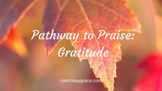 Pathway tp Praise Gratitude