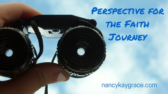 perspective for the faith journey