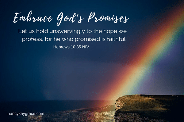 Embrace God's Promises