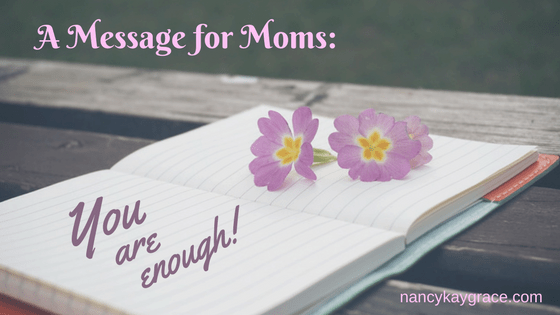Message for Moms