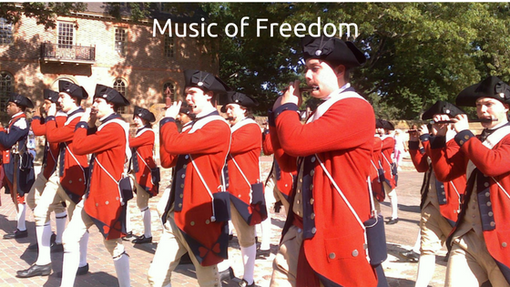 music of freedom