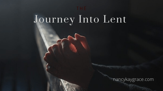 Journey Into Lent