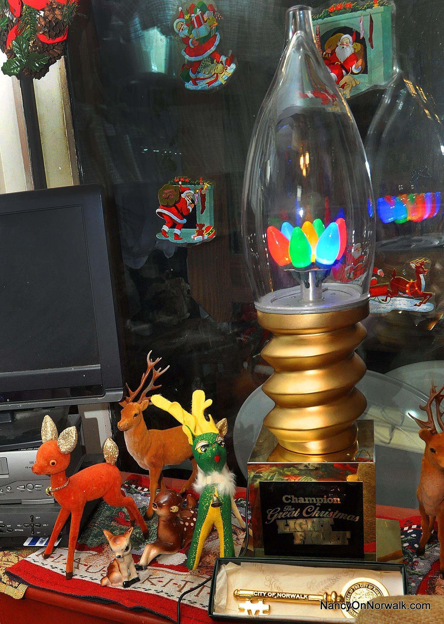 Settis Christmas Village wins ABCTVs Great Christmas