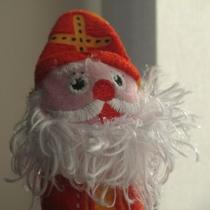 Sinterklaas deelt graag uit
