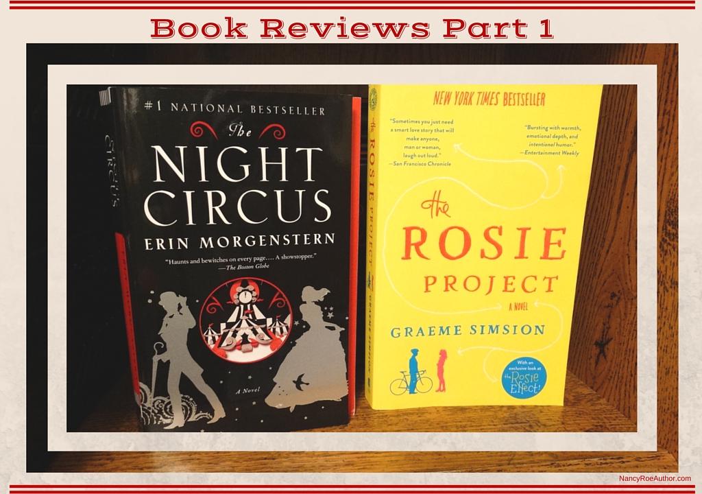 Book Reviews Part 1