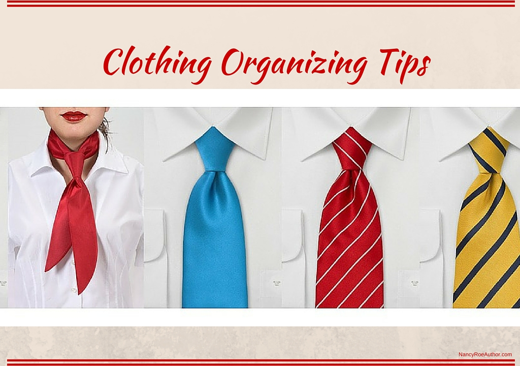 Clothing Organizing Tips