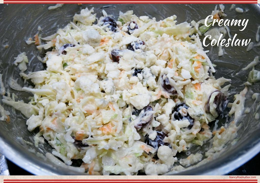 Creamy Coleslaw