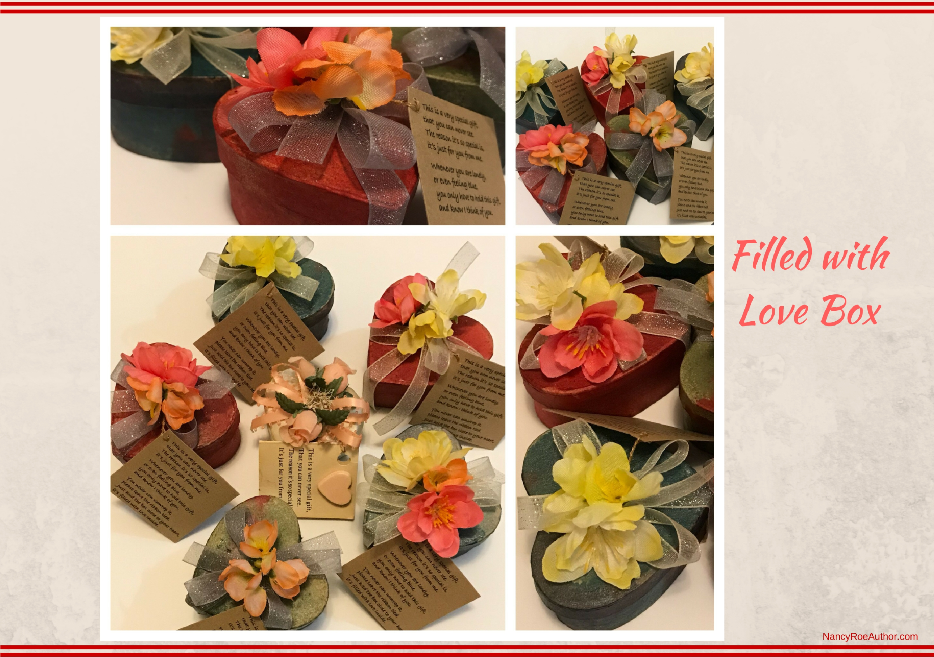 Filled with Love Box