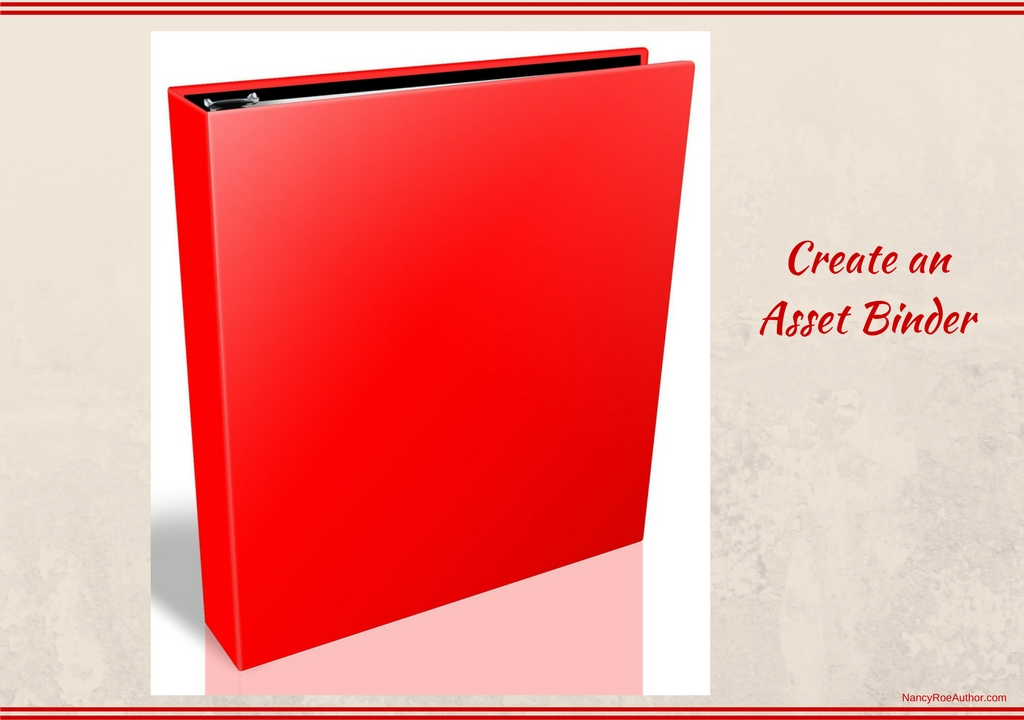 Create an Asset Binder