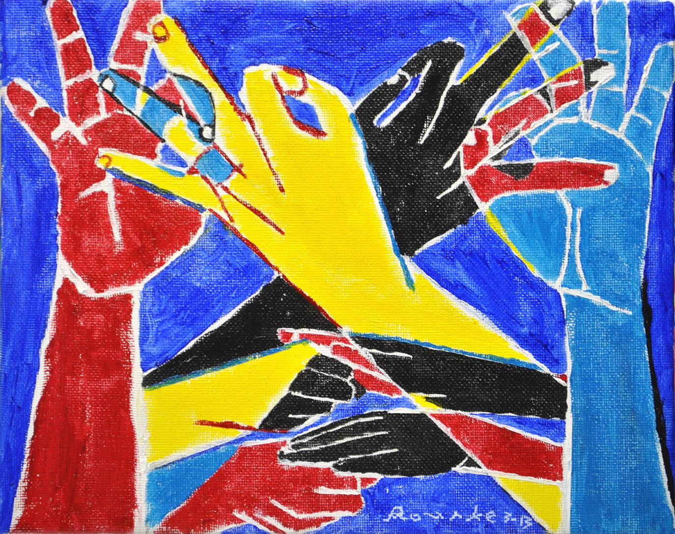 Biography Artist Art Project