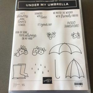 Under My Umbrella 1