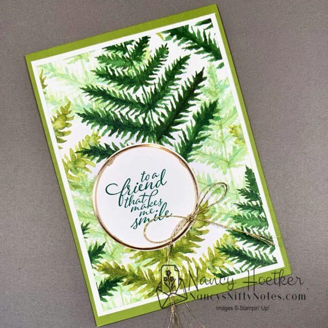 Forever Greenery Ferns 2