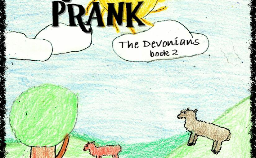 New Story Release!  The Brown-Sheep Prank
