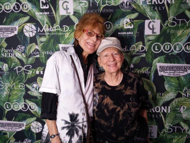 Nancy Worthington and Judith Fein