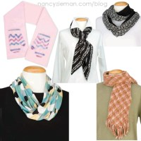 Favorite Scarves to Sew by Nancy Zieman and Donna Fenske ...