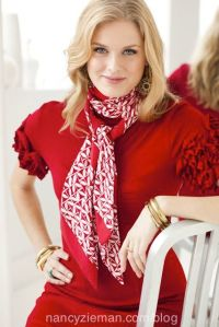Sew Red Projects Round Up with Tutorials by Nancy Zieman ...
