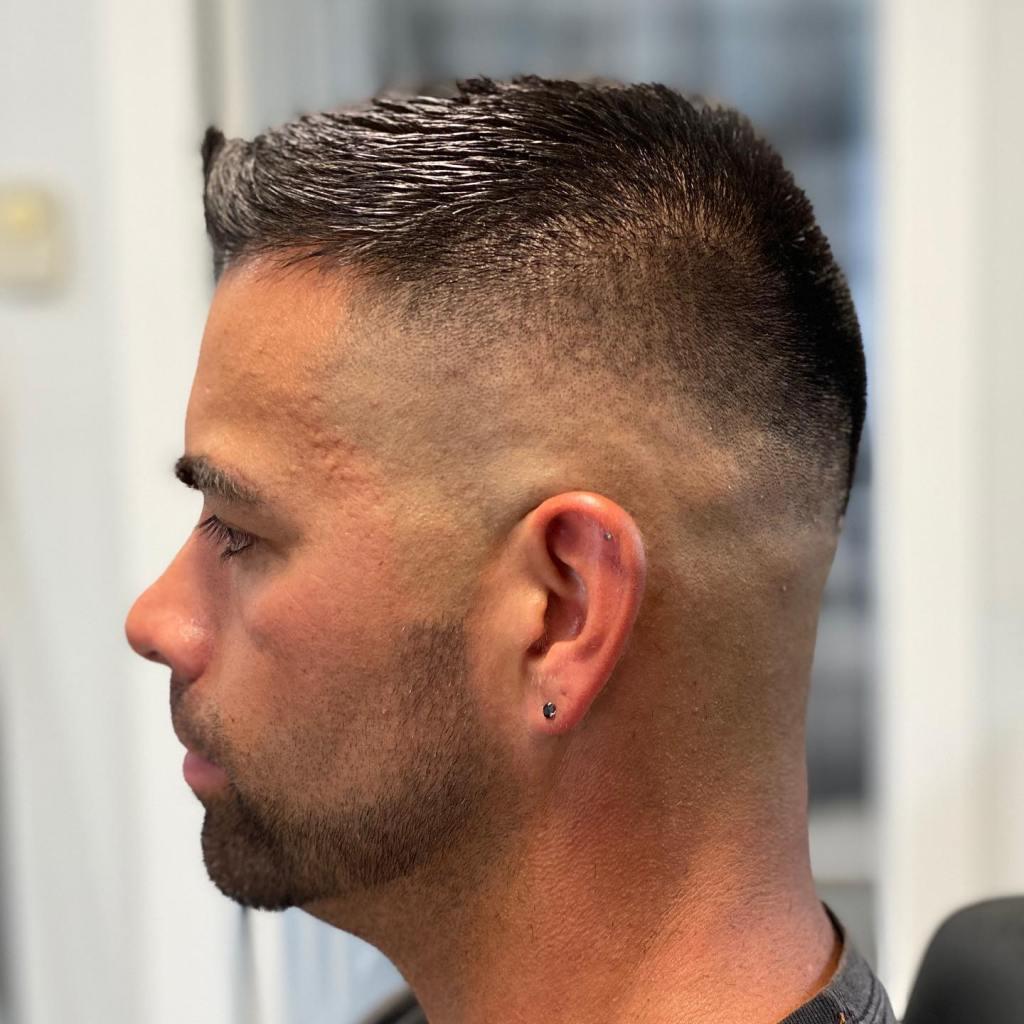 military haircut in victoria BC