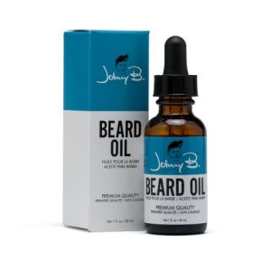 JB Beard Oil