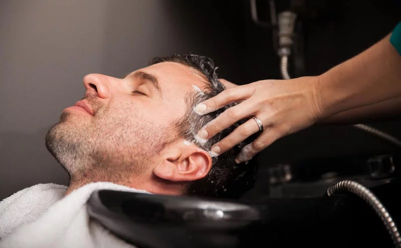 scalpmassage