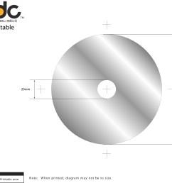 cd disk diagram [ 2774 x 2314 Pixel ]