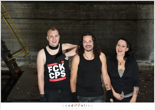 XMH promoshoot @ Machinefabriek