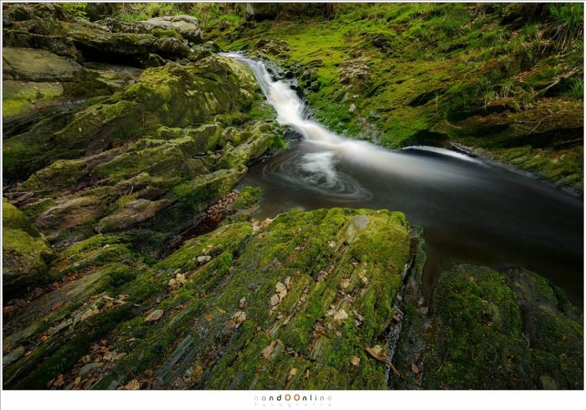 Vallée de la Hoëgne: Lijnen in composities