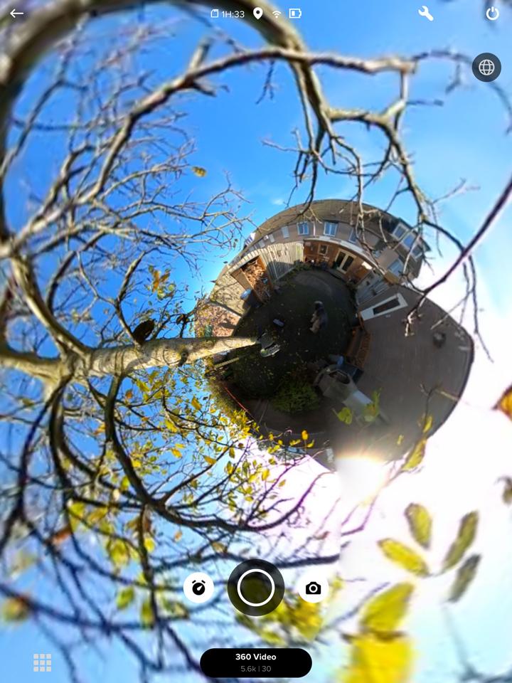 GoPro app screenshot
