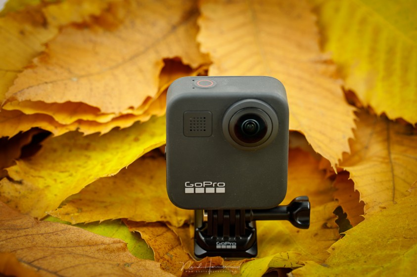 GoPro 360 MAX action camera