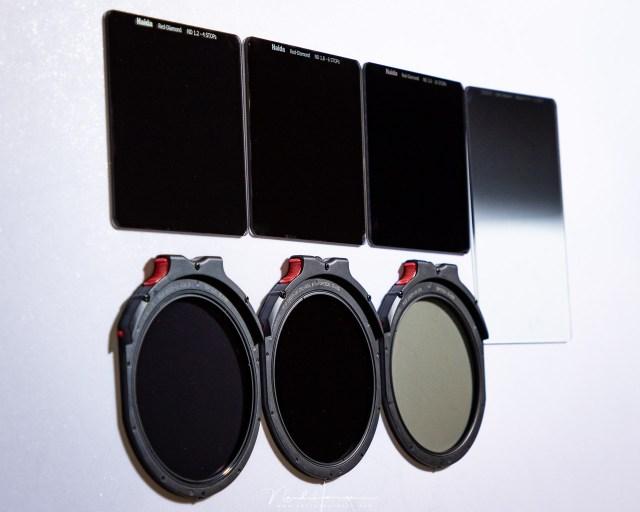 De Red diamond grijsfilters van het Haida M10 filter systeem - Hoe kies je het juiste grijsfilter voor jouw foto?