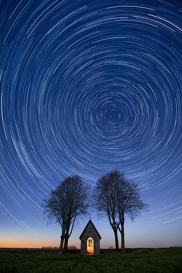 De mooiste sterrensporen van de afgelopen weken - door Danny Mattijs