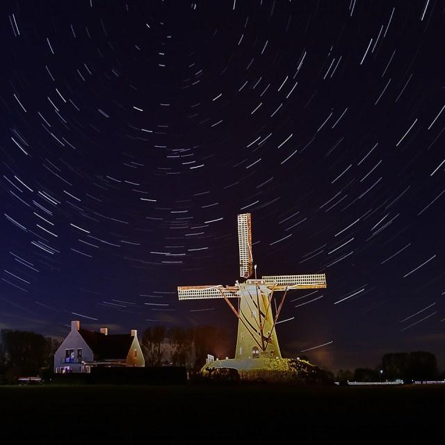 De mooiste sterrensporen van de afgelopen weken door Marjon