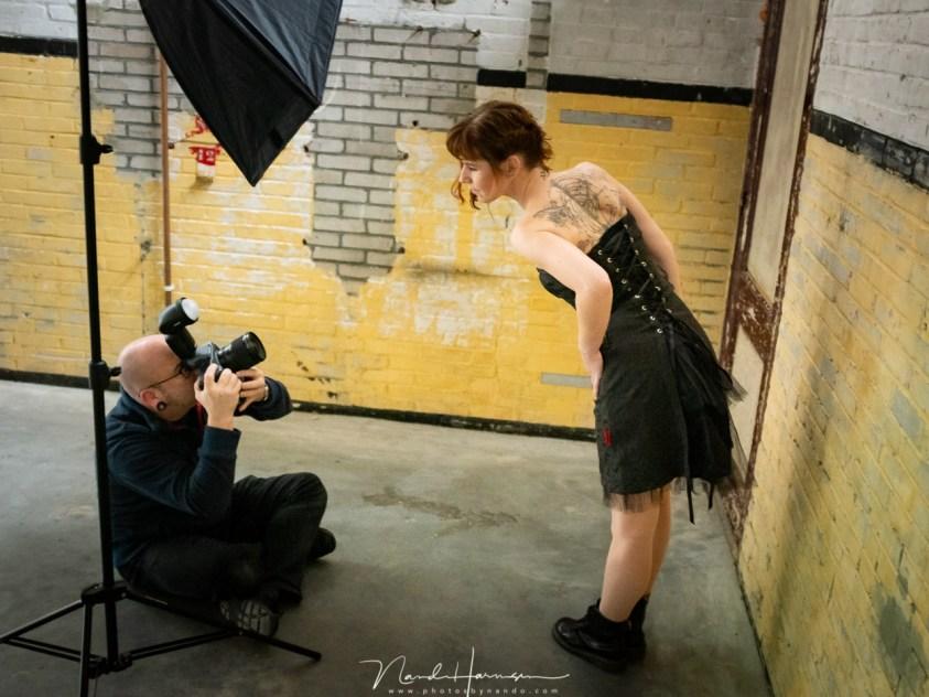 fotograferen met een vast brandpunt is leuk, en je kunt je onderwerp groter of kleiner in beeld krijgen door de afstand te veranderen