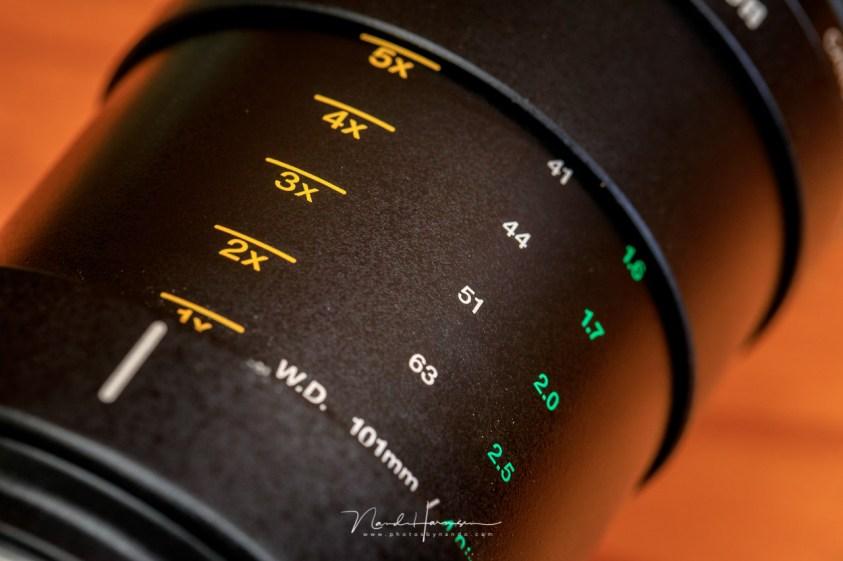 Extreme macro met de Canon MP-E65