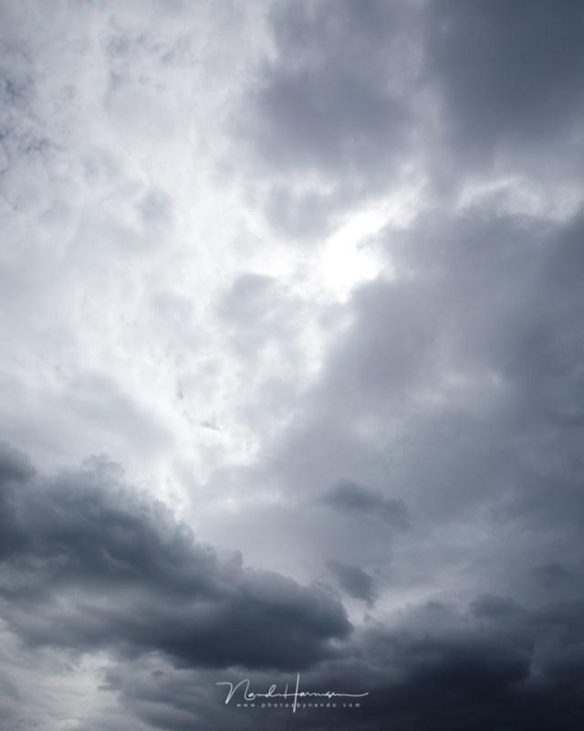 Meet de belichting van de lucht. Deze is 1/800s (ISO100 en f.8)