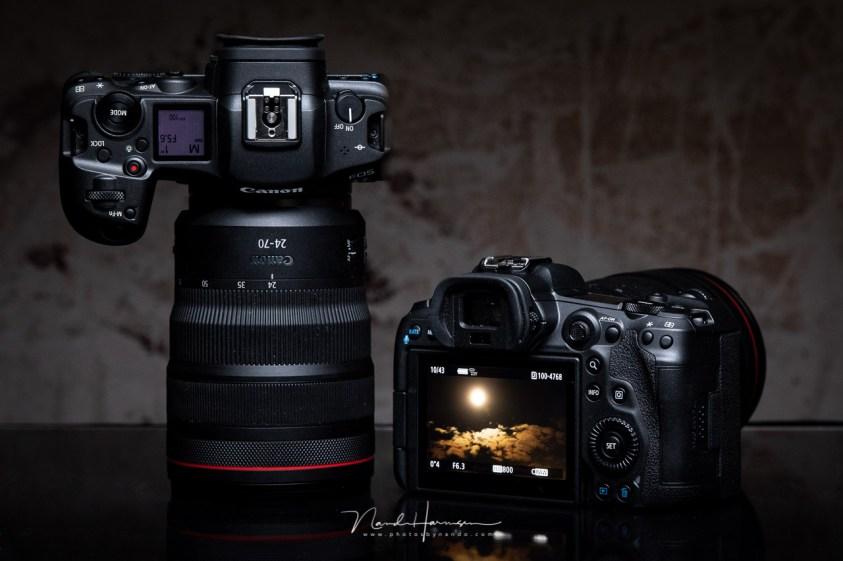 De review van de Canon EOS R5